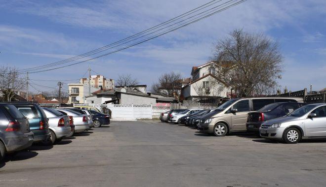 Foto: A început inventarierea locurilor de parcare, la Mangalia