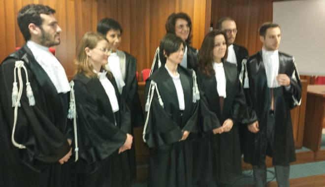 Foto: A început examenul de admitere în magistratură