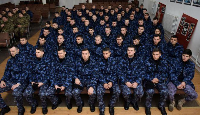 Întăriri pentru Armata Română. A început instrucţia viitorilor marinari militari - ainceputinstructia2-1545153042.jpg