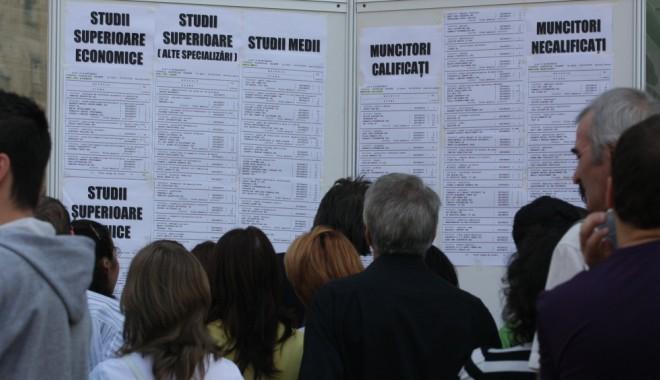 Foto: AJOFM Constanţa pregăteşte Bursa locurilor de muncă pentru absolvenţi