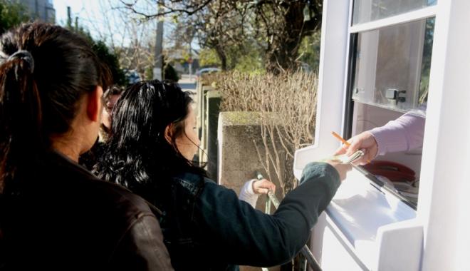 Foto: A început distribuirea ajutoarelor de căldură, la Cernavodă