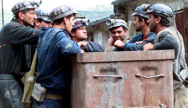 Foto: Ajutor de stat pentru închiderea minelor  de cărbune necompetitive din Valea Jiului