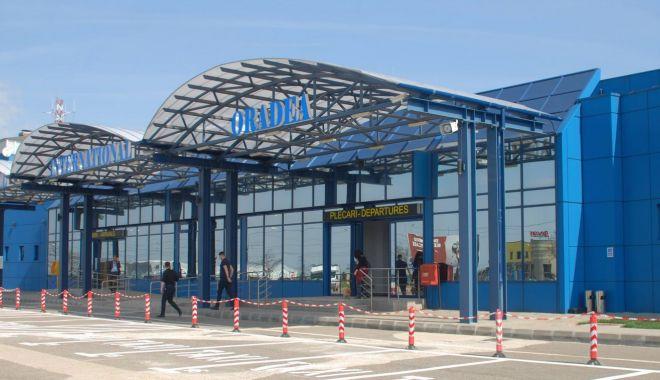 Foto: Ajutor de stat de un milion de euro pentru reluarea zborurilor pe aeroportul Oradea