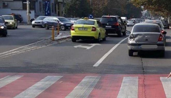 Foto: COPIL LOVIT DE MAŞINĂ, PE TRECERE! Ce spune Poliţia Constanţa