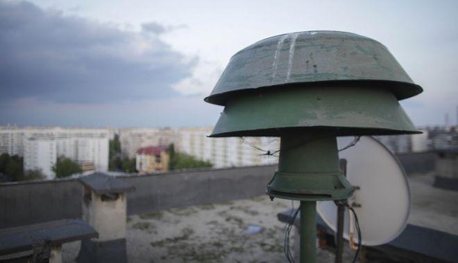 Foto: Mâine NU sună alarmele la Constanţa! De ce au luat autorităţile această decizie