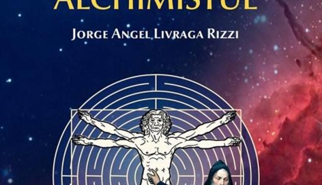"""Foto: """"Alchimistul"""", lansat  în Ziua Mondială  a Filosofiei"""