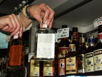 Foto: DSVSA / Nu s-a găsit metanol în băuturile din depozitele constănţene