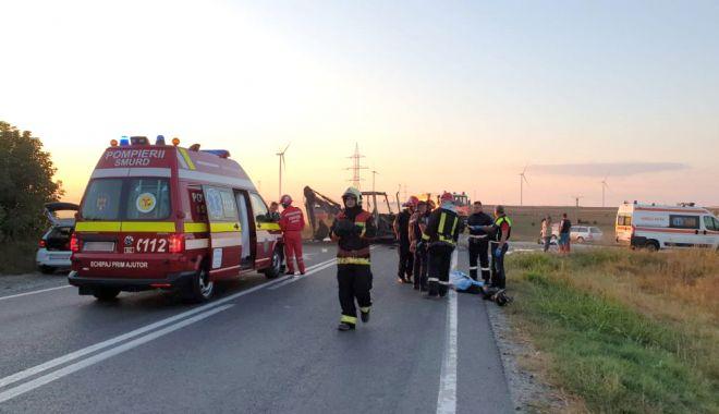 Foto: Mai puține accidente, mai puțini morți pe șosele!