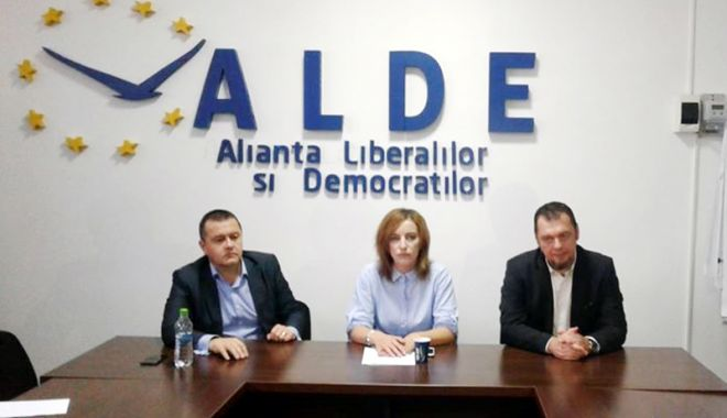 Foto: Gabriel Daraban, de la ALDE, despre ridicarea mașinilor: