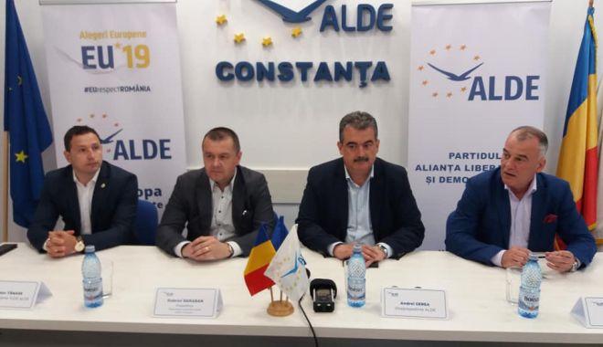 """Foto: ALDE: """"La Constanța ne-am propus un scor de 15% la alegerile europarlamentare"""""""