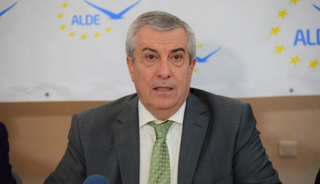 Foto: ALDE își face planuri pentru președinția României. Tăriceanu,  posibil candidat