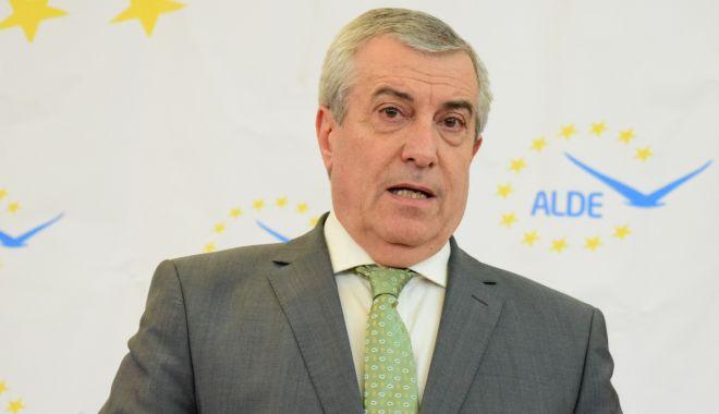 Foto: ALDE şi-a stabilit candidaţii la europarlamentare. Pe cine mizează Tăriceanu