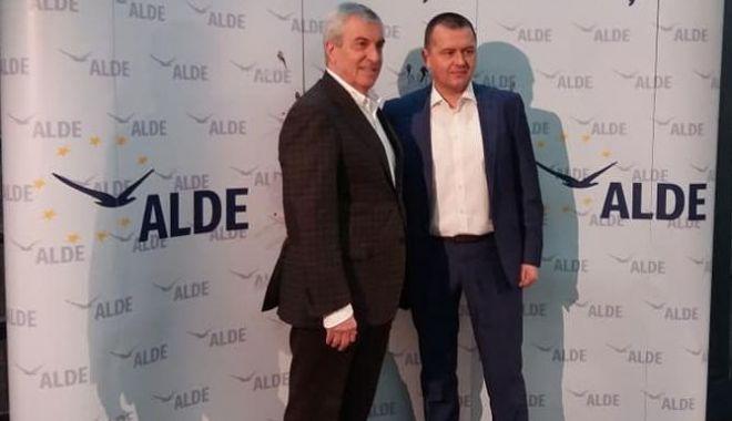 Foto: Tăriceanu a anunțat candidatul pentru Primăria Constanța. Cine intră în competiție cu Făgădău