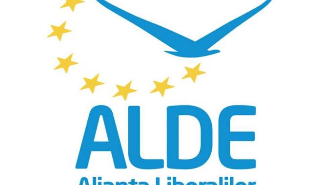 Delegaţi din  47 de filiale, prezenţi la Congresul ALDE - aldesigla-1492706251.jpg