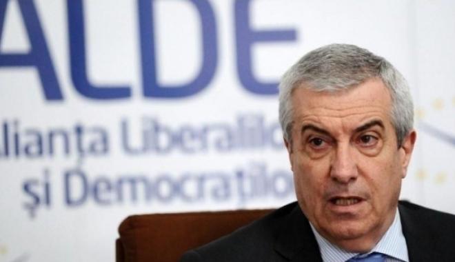 Foto: Congres ALDE pentru un șef unic. Tăriceanu, singurul candidat