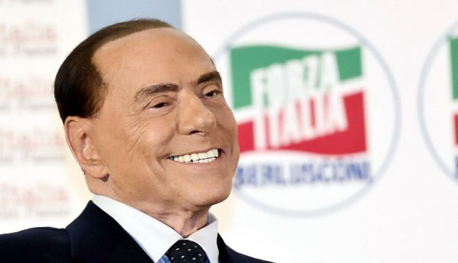 """Foto: Alegeri în Italia. Berlusconi, simbolul """"eternei reîntoarceri""""  pe scena politică"""