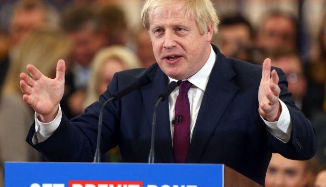 Foto: Alegeri în Regatul Unit. Boris Johnson a obținut o victorie răsunătoare