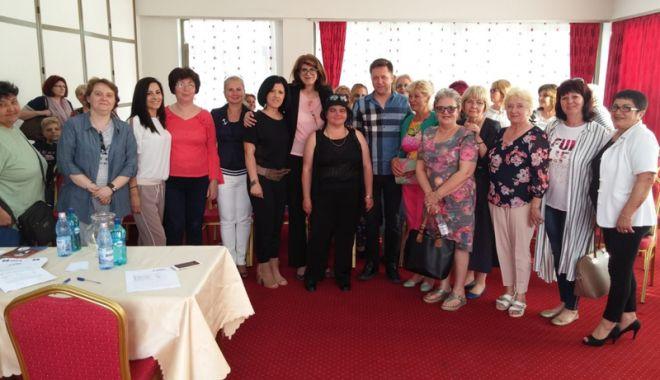 Foto: Antonela Tode, noul lider al femeilor liberale din Eforie