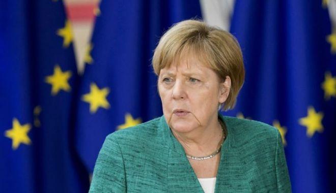 Foto: Alegerile europene ar putea afecta coaliţia de guvernare din Germania