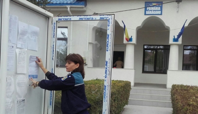 Foto: Alegeri locale în Constanţa.  Ce riscă cetăţenii care încalcă legea