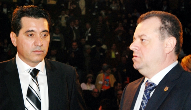 Foto: S-au împăcat sub umbrela ALDE. Chiru şi Banias s-au reîmprietenit cu gândul la Primăria Constanţa