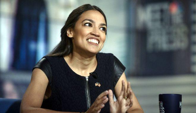 Foto: Alegeri SUA 2018. Alexandria Ocasio-Cortez, cea mai tânără femeie aleasă în Congresul american