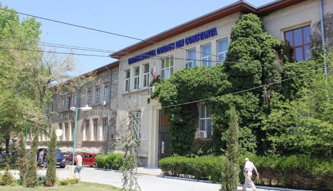 """Foto: Se pregătesc  noi alegeri  la Universitatea """"Ovidius"""""""