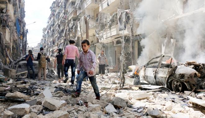 La Alep, este pe cale să se producă