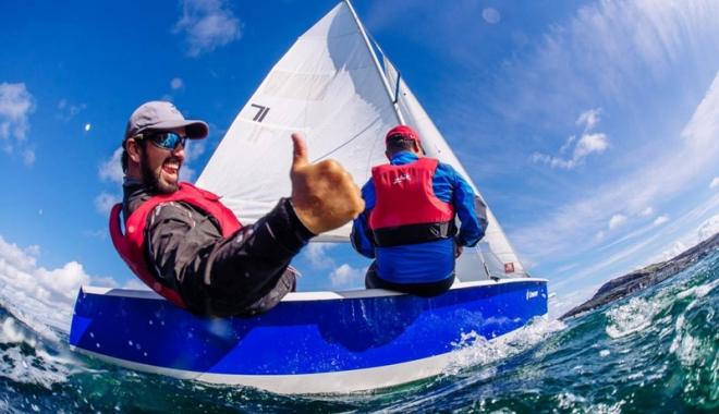 Foto: Alexandru Micu, super-specializare la yachting