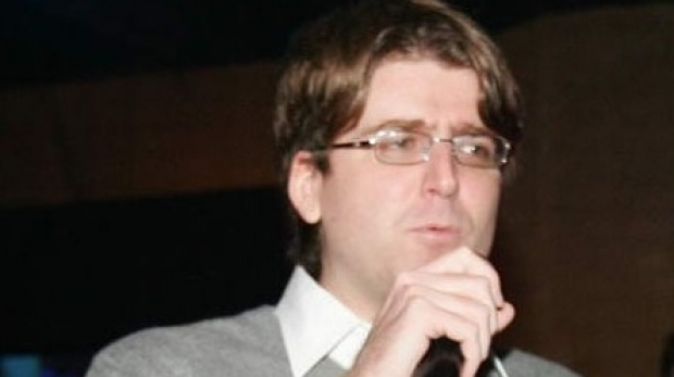 Foto: Fiul lui Dan Adamescu a fost prins în Londra