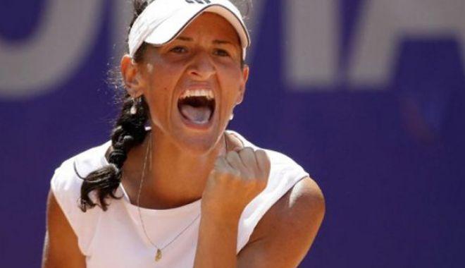 Foto: Alexandra Cadanțu a câștigat titlul la dublu la turneul de la Budapesta