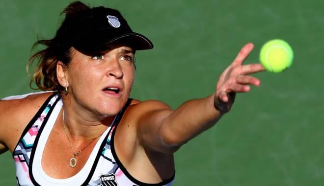 Foto: Alexandra Dulgheru, ultima reprezentantă a României la Aussie Open