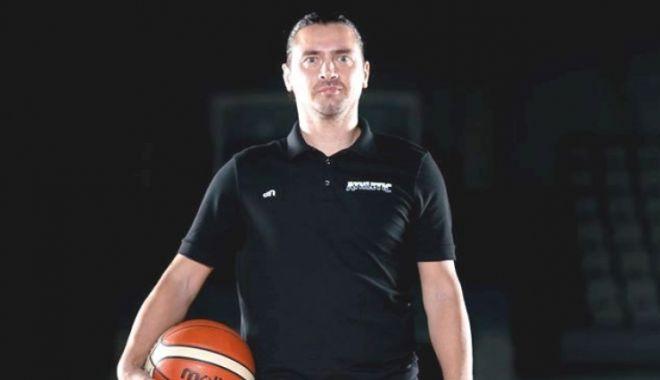 Alexandru Olteanu, planuri mari cu naționala de baschet 3x3.