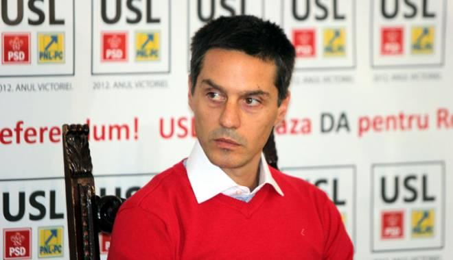 Foto: Alexandru Mazăre, lupul singuratic? Colegii săi nu vor să plece din PSD