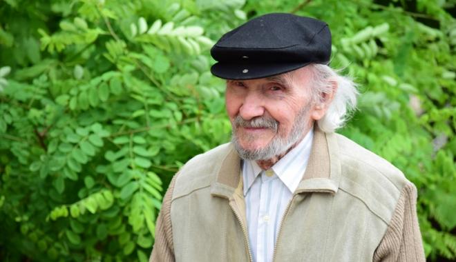 Alexandru Mereuţă, la 90 de ani. Amintiri despre începutul său în actorie şi prietenia cu Toma Caragiu