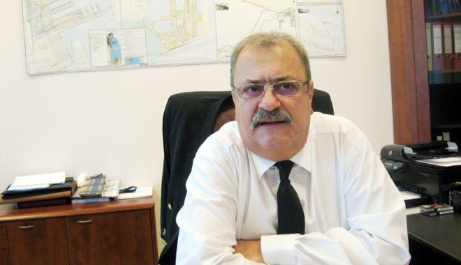"""Foto: Clc. Alexandru Mezei a revenit la """"cârma"""" Autorității Navale Române"""