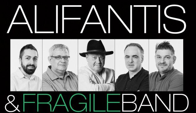 Foto: Turneul național Alifantis & FragileBand, escală la Constanţa