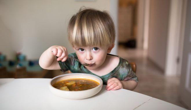 Foto: Alimente nerecomandate copiilor