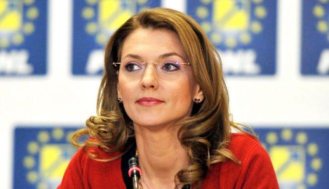 """Foto: Alina Gorghiu, despre raportul GRECO: """"O lovitură grea pentru PSD-ALDE"""""""