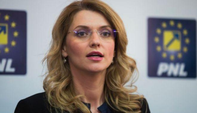 Foto: Alina Gorghiu cere suspendarea subvenţiilor pentru PSD, în urma dosarului Drăghici
