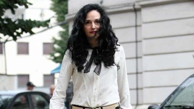 Foto: Alina Bica a trimis la Înalta Curte scutire medicală din Costa Rica. Ea cere ca procesul să fie secret