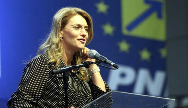 Foto: Alina Gorghiu: Țara nu este guvernată. Premierul nu a mai organizat ședințe de Guvern