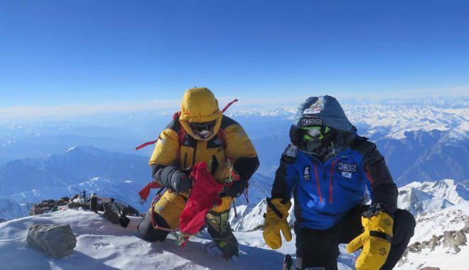 Foto: Şapte alpinişti, morți în Munţii Himalaya în timpul unei furtuni