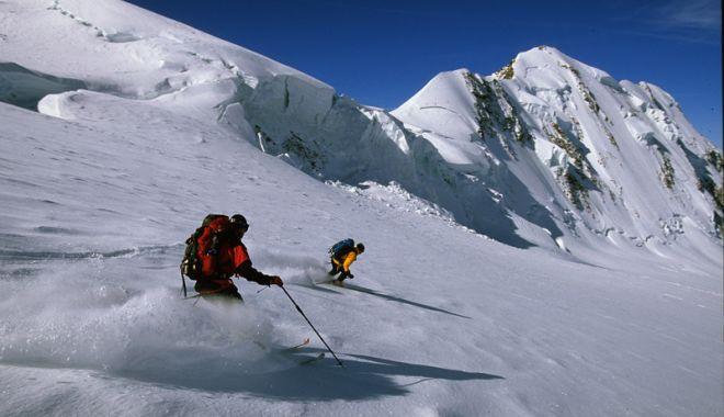 Foto: Alpinist român mort în Belgia,  după ce a căzut într-o prăpastie