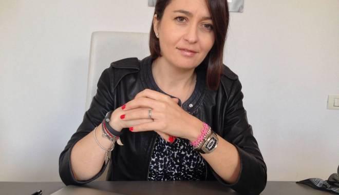 Foto: Amalia Năstase, mamă pentru a treia oară
