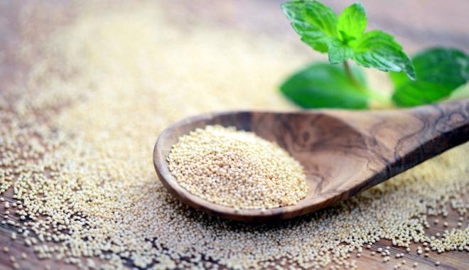 Foto: Amarantul conţine cantităţi mari de proteine şi calciu
