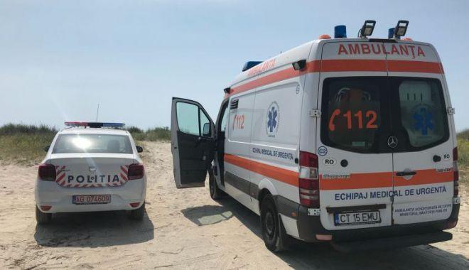 Intervenție contracronometru: Două persoane în pericol de înec în stațiunea Mamaia în zona Hotelului Vega - amb-1533144314.jpg