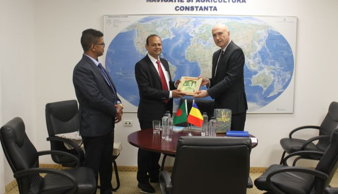 Ambasadorul Republicii Bangladesh în România, în vizită la CCINA Constanța - ambasadorulrepubliciibangladeshi-1625253468.jpg