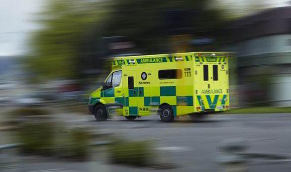 Foto: Accident violent în Marea Britanie / AUTOCAR CU 48 de ROMÂNI, IMPLICAT