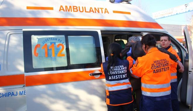 Record de solicitări la Ambulanţă: abuzuri alimentare, viroze şi afecţiuni cardiace